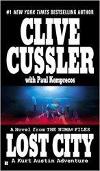 Lost City The NUMA Files Books in Order