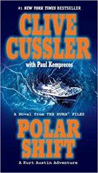 Polar Shift The NUMA Files Books in Order