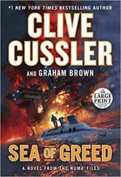 Sea of Greed The NUMA Files Books in Order