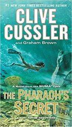 The Pharaoh's Secret The NUMA Files Books in Order