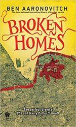 Broken Homes Rivers of London Books in Order