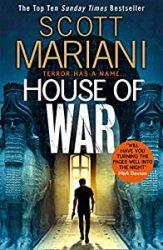 House of War Ben Hope Books in Order