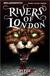 Cry Fox Rivers of London Books in Order