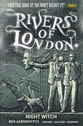 Night Witch Rivers of London Books in Order