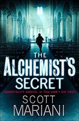 The Alchemist's Secret Ben Hope Books in Order