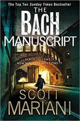 The Bach Manuscript  Ben Hope Books in Order