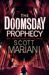 The Doomsday Prophecy  Ben Hope Books in Order