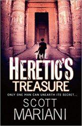The Heretic's Treasure Ben Hope Books in Order