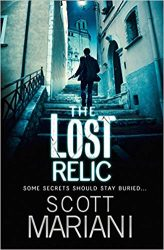 The Lost Relic Ben Hope Books in Order
