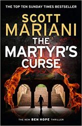 The Martyr's Curse Ben Hope Books in Order