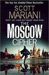 The Moscow Cipher  Ben Hope Books in Order