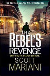 The Rebel's Revenge Ben Hope Books in Order