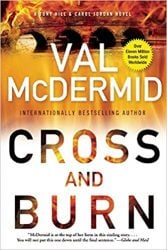 Cross and Burn Tony Hill & Carol Jordan Books in Order