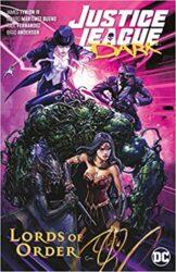 Justice League Dark Vol. 2 Lords of Order