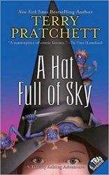A Hat Full of Sky Discworld Books In Order