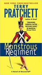 Monstrous Regiment Discworld Books In Order