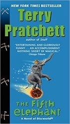 The Fifth Elephant Discworld Books In Order