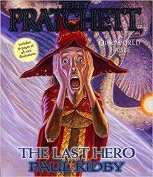 The Last Hero Discworld Books In Order