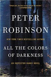 All The Colors of Darkness Inspector Banks Books in Order