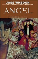 Angel Legacy Edition Book Two Buffyverse Comics Reading Order