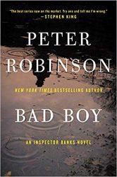 Bad Boy Inspector Banks Books in Order