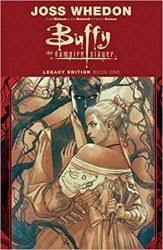 Buffy the Vampire Slayer Legacy Edition Book One Buffyverse Comics Reading Order