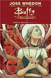Buffy the Vampire Slayer Legacy Edition Book Two Buffyverse Comics Reading Order