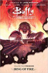 Buffy the Vampire Slayer Vol. 4 Frenemies Buffyverse Comics Reading Order