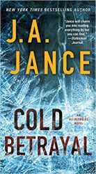 Cold Betrayal Ali Reynolds Books in Order