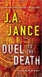 Duel To The Death Ali Reynolds Books in Order