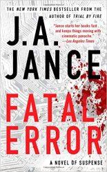Fatal Error Ali Reynolds Books in Order