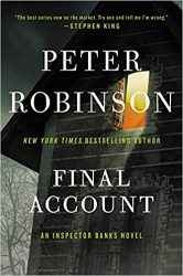 Final Account Inspector Banks Books in Order