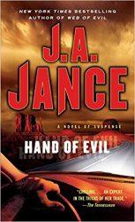 Hand of Evil Ali Reynolds Books in Order