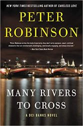 Many Rivers to Cross Inspector Banks Books in Order