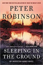 Sleeping in the Ground Inspector Banks Books in Order