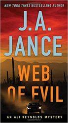 Web of Evil Ali Reynolds Books in Order