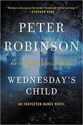 Wednesday's Child Inspector Banks Books in Order