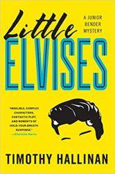 Little Elvises Junior Bender Books in Order