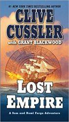 Lost Empire Sam and Remi Fargo Adventure Books in Order