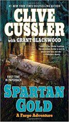 Spartan Gold - Clive Cussler Books in Order