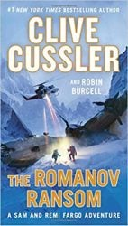 The Romanov Ransom Sam and Remi Fargo Adventure Books in Order