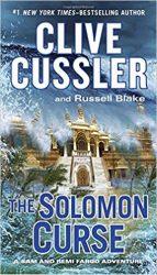 The Solomon Curse Sam and Remi Fargo Adventure Books in Order