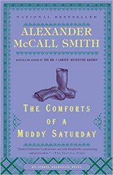 The Comforts of a Muddy Saturday Isabel Dalhousie Books in Order