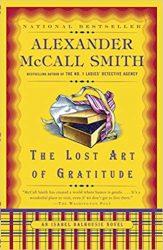 The Lost Art of Gratitude Isabel Dalhousie Books in Order