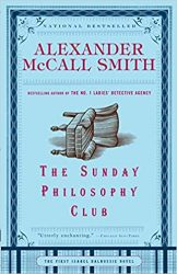 The Sunday Philosophy Club Isabel Dalhousie Books in Order