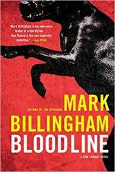 Bloodline Tom Thorne Books in Order
