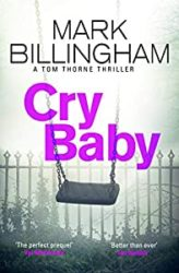 Cry Baby Tom Thorne Books in Order