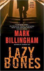 Lazybones Tom Thorne Books in Order