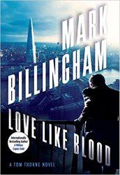 Love Like Blood Tom Thorne Books in Order
