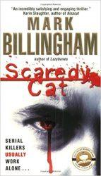 Scaredy Cat Tom Thorne Books in Order